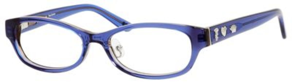 Juicy Couture Eyeglass Frames 2013 : Juicy Couture Juicy 134/F Eyeglasses Frames