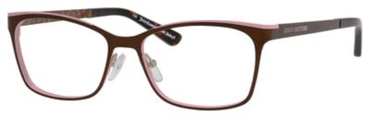 Juicy Couture Eyeglass Frames 2015 : Juicy Couture Juicy 147 Eyeglasses Frames