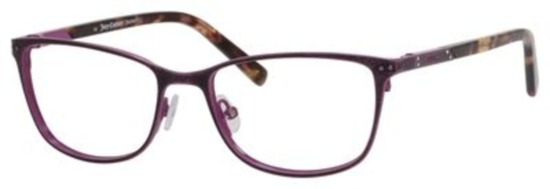 Eyeglass Frames Juicy Couture : Juicy Couture Juicy 150 Eyeglasses Frames