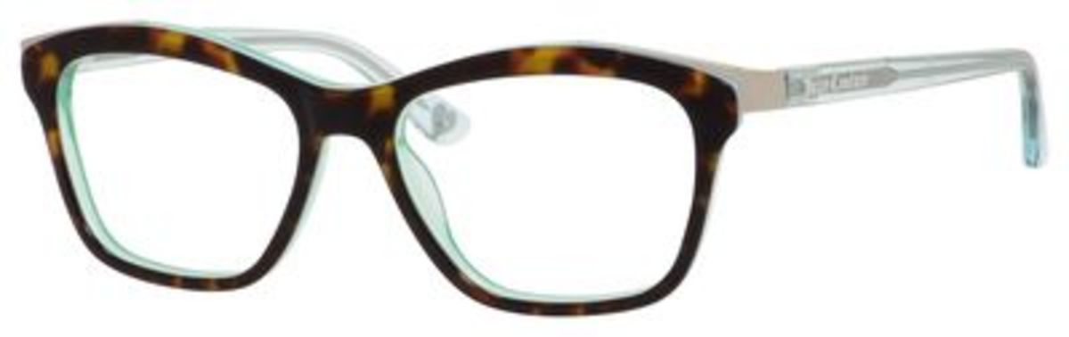 juicy couture juicy 152 tortoise crystal eal tortoise crystal eal