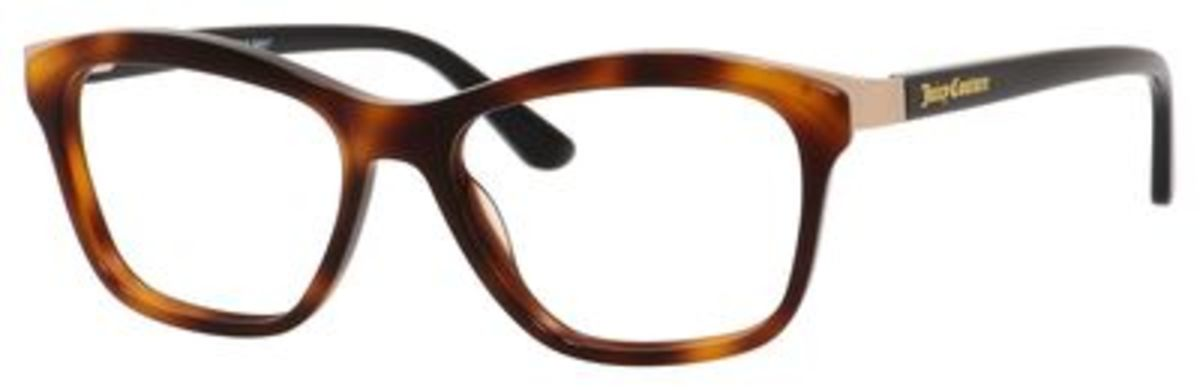 Juicy Couture Eyeglass Frames 2015 : Juicy Couture Juicy 152 Eyeglasses Frames