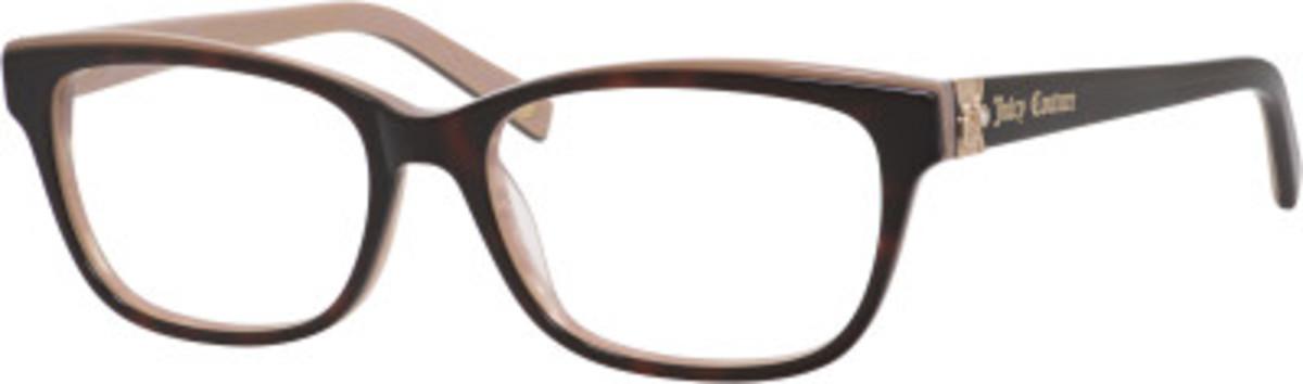 6da99e0d3cf Juicy Couture Eyeglasses Frames