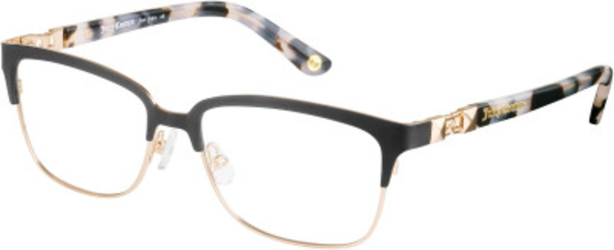 Eyeglass Frames Juicy Couture : Juicy Couture Juicy 163 Eyeglasses Frames