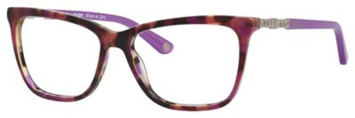 Juicy Couture Children s Eyeglass Frames : Juicy Couture Juicy 166 Eyeglasses Frames