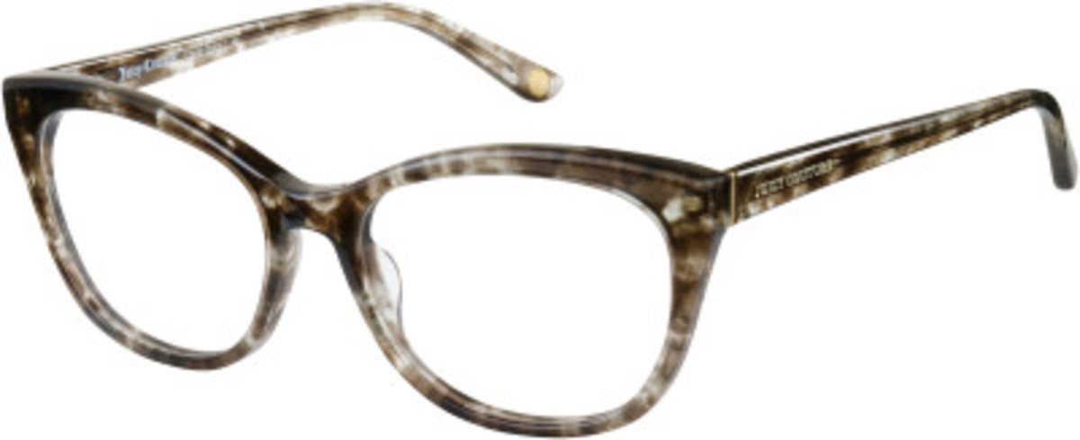 Eyeglass Frames Juicy Couture : Juicy Couture Juicy 169 Eyeglasses Frames