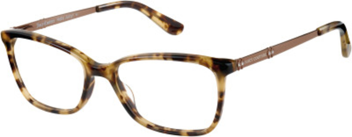 Eyeglass Frames Juicy Couture : Juicy Couture Juicy 171 Eyeglasses Frames