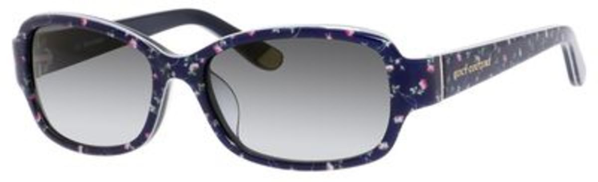 Juicy Couture Eyeglass Frames 2013 : Juicy Couture Juicy 555/F/S Sunglasses