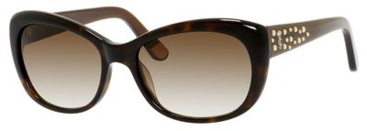 Juicy Couture Eyeglass Frames 2013 : Juicy Couture Juicy 556/S Sunglasses