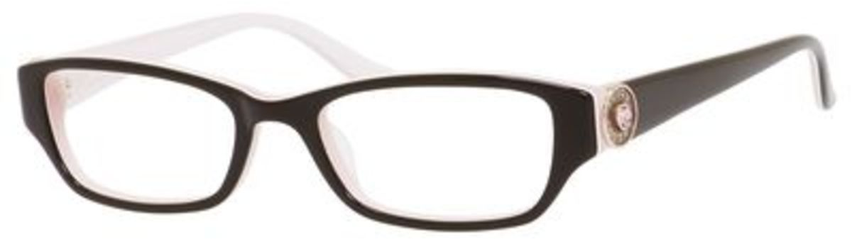Juicy Couture Eyeglass Frames 2013 : Juicy Couture Juicy 909 Eyeglasses Frames
