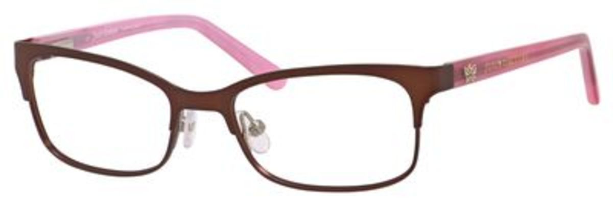 Juicy Couture Eyeglass Frames 2015 : Juicy Couture Juicy 922 Eyeglasses Frames