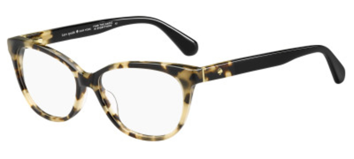 Glasses Frames Kate Spade : Kate Spade Karlee Eyeglasses Frames