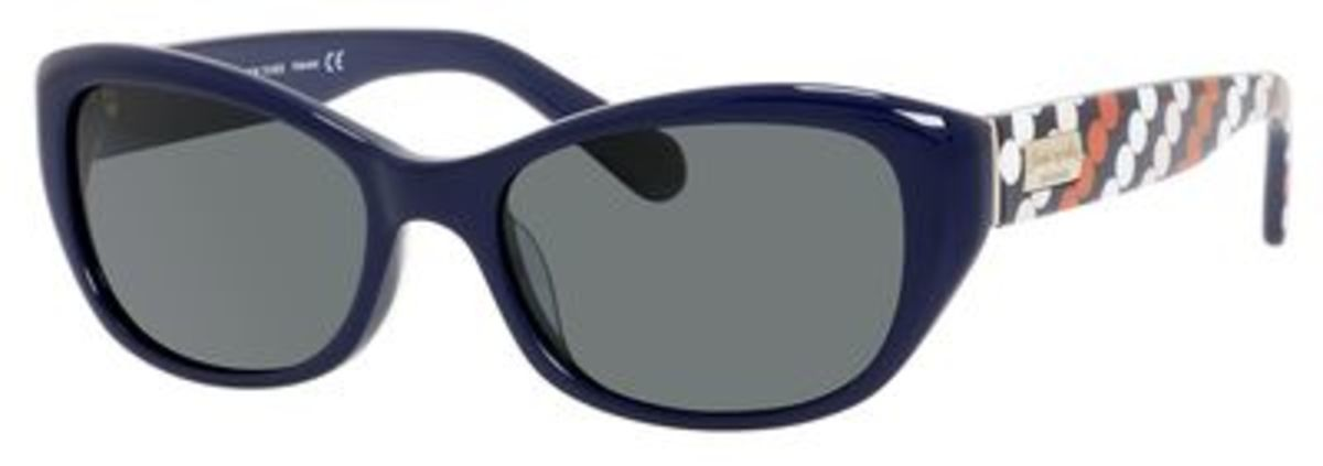 Kate Spade Glasses Frames 2013 : Kate Spade Keara/P/S Sunglasses