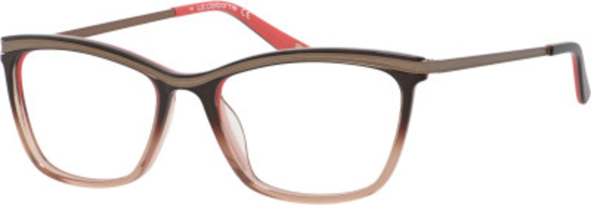 Liz Claiborne L 638 Eyeglasses Frames