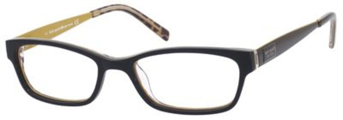 Kate Spade Elisabeth Eyeglasses Frames : Kate Spade Leanne Eyeglasses Frames