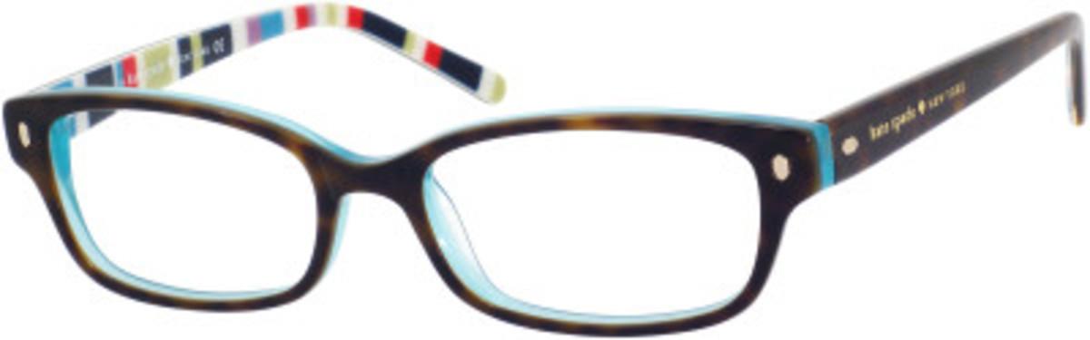Kate Spade Lucyann Eyeglasses Frames