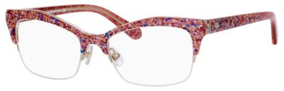 Kate Spade Eyeglass Frames 2014 : Kate Spade Lyssa Eyeglasses Frames