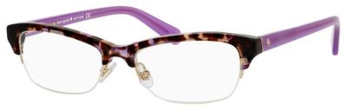Kate Spade Eyeglass Frames 2014 : Kate Spade Marika Eyeglasses Frames