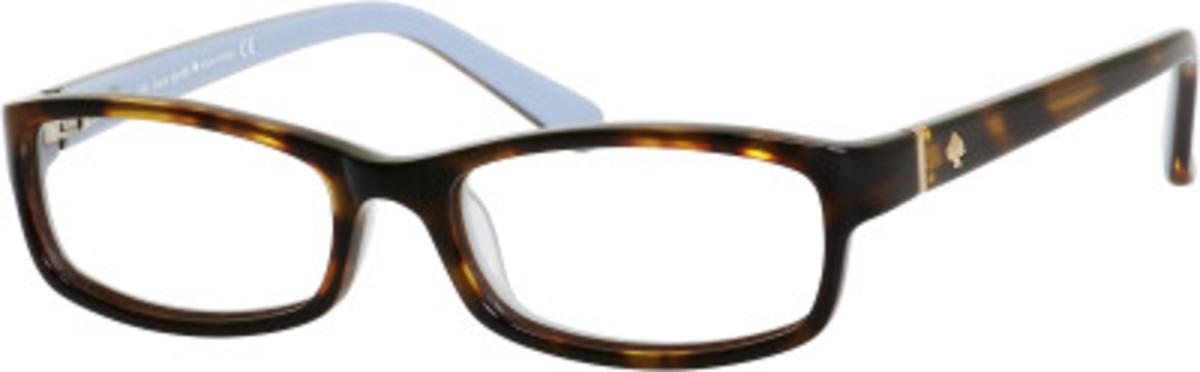 Kate Spade Eyeglass Frames 2014 : Kate Spade Narcisa Eyeglasses Frames