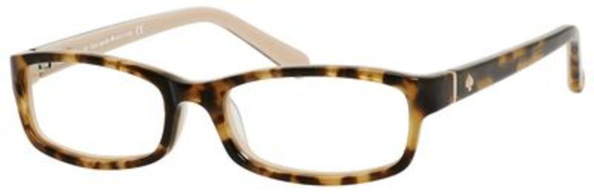 Kate Spade Small Eyeglass Frames : Kate Spade Narcisa Eyeglasses Frames