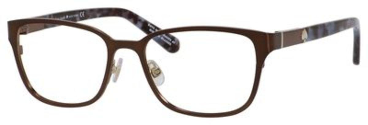 Kate Spade Small Eyeglass Frames : Kate Spade Ninette Eyeglasses Frames
