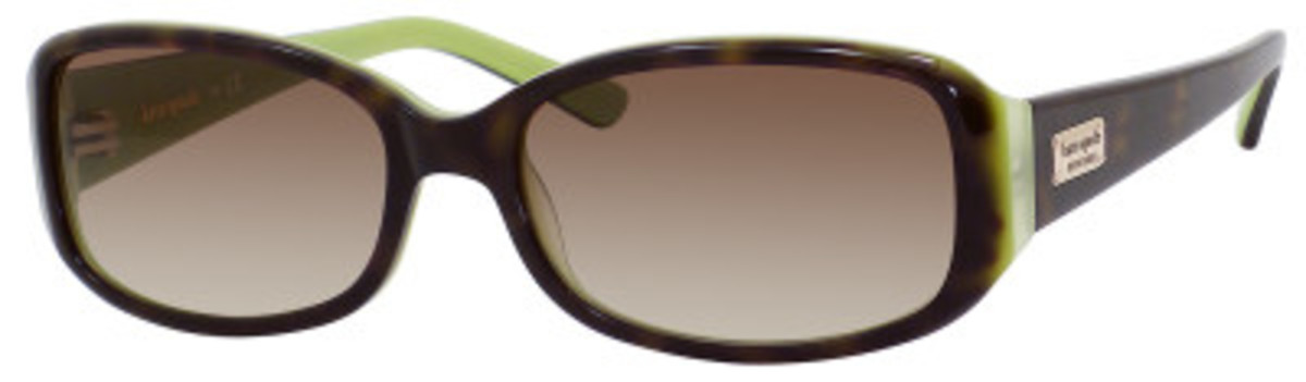 Kate Spade Glasses Frames 2013 : Kate Spade Paxton/N/S Sunglasses