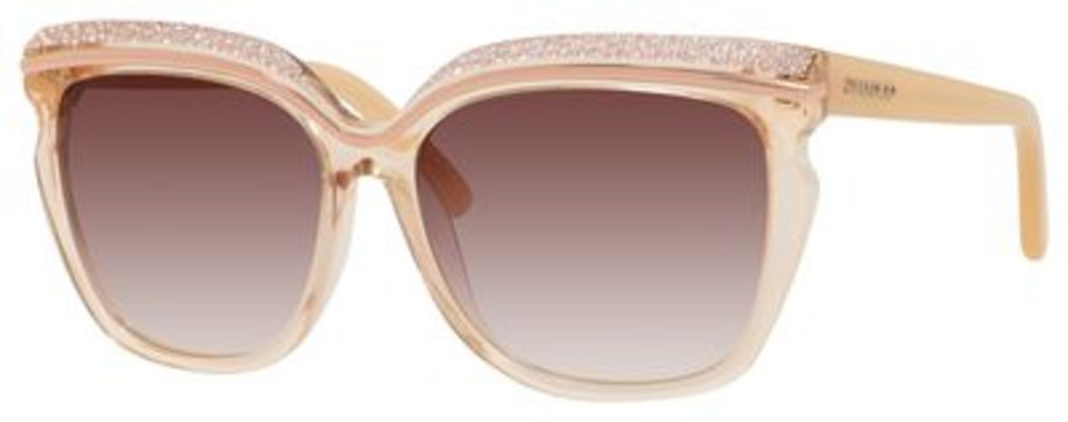 Jimmy Choo Sophia/S Eyeglasses Frames