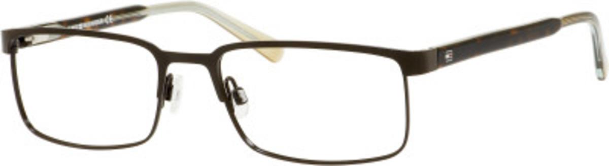 Eyeglasses Frames Tommy Hilfiger : Tommy Hilfiger T.hilfiger 1235 Eyeglasses Frames