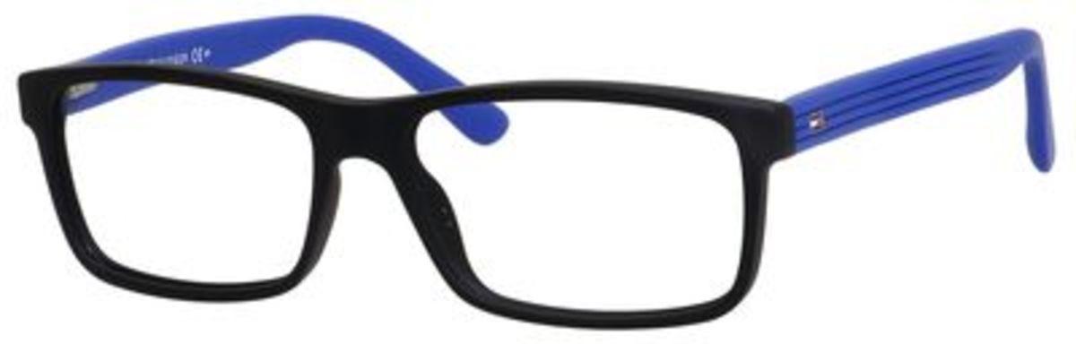 Tommy Hilfiger Glasses Frames Blue : Tommy Hilfiger T.hilfiger 1278 Eyeglasses Frames