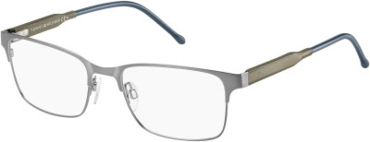 Tommy Hilfiger Glasses Frames Blue : Tommy Hilfiger T.hilfiger 1396 Eyeglasses Frames
