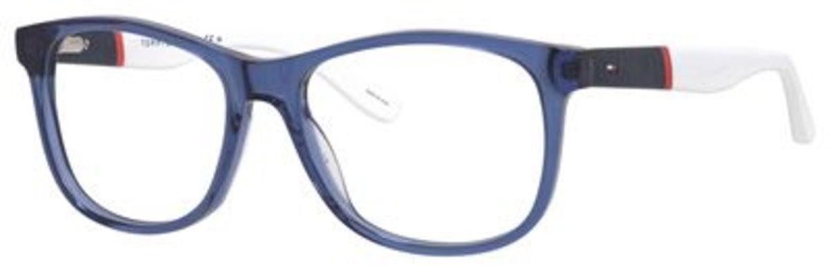 Eyeglasses Frames Tommy Hilfiger : Tommy Hilfiger T.hilfiger 1406 Eyeglasses Frames