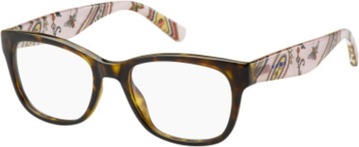 Tommy Hilfiger Glasses Frames Blue : Tommy Hilfiger T.hilfiger 1498 Eyeglasses Frames