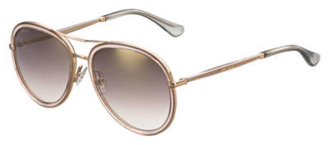 Jimmy Choo Eyeglass Frames With Rhinestones : Jimmy Choo Tora/S Eyeglasses Frames