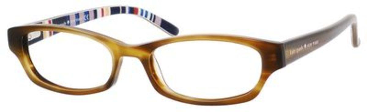 Kate Spade Twyla Eyeglasses Frames