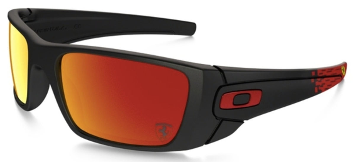 9f69233d365 Oakley Ferrari Fuel Cell OO9096-A8 Sunglasses