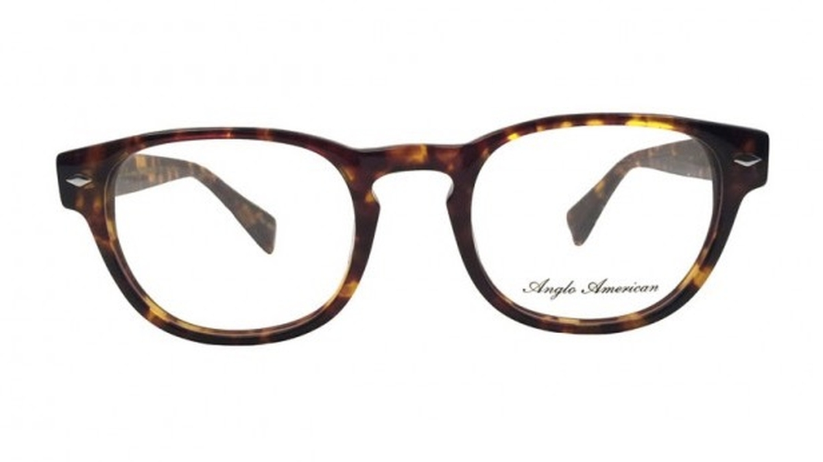 Anglo American Fitz 2 Eyeglasses Frames