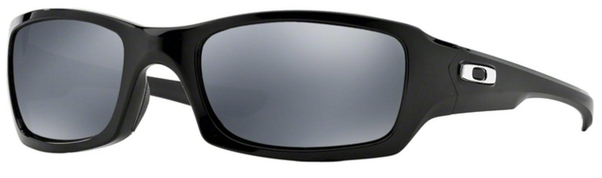 83cdb856c2 06 Polished Black   Polarized Black Iridium. Oakley Fives Squared OO9238 15  Matte Black   Prizm Maritime Polar