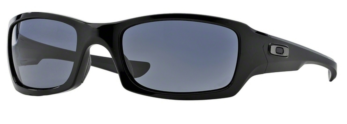 6cc754598b Oakley Fives Squared OO9238 04 Polished Black   Grey. 04 Polished Black    Grey