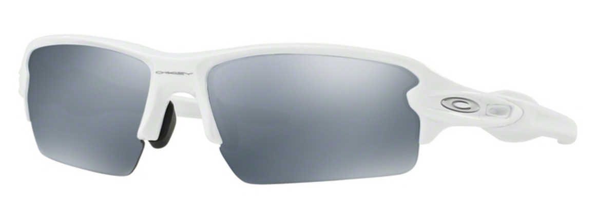 dd1f3276e6 16 Polished White with Slate Iridium Lenses · Oakley FLAK 2.0 (Asian Fit)  OO9271 17 Polished ...