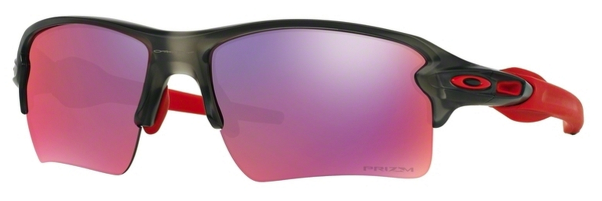 9670883f8e Oakley Flak 2.0 XL OO9188 04 Matte Grey Smoke   Prizm Road. 04 Matte Grey  Smoke   Prizm Road