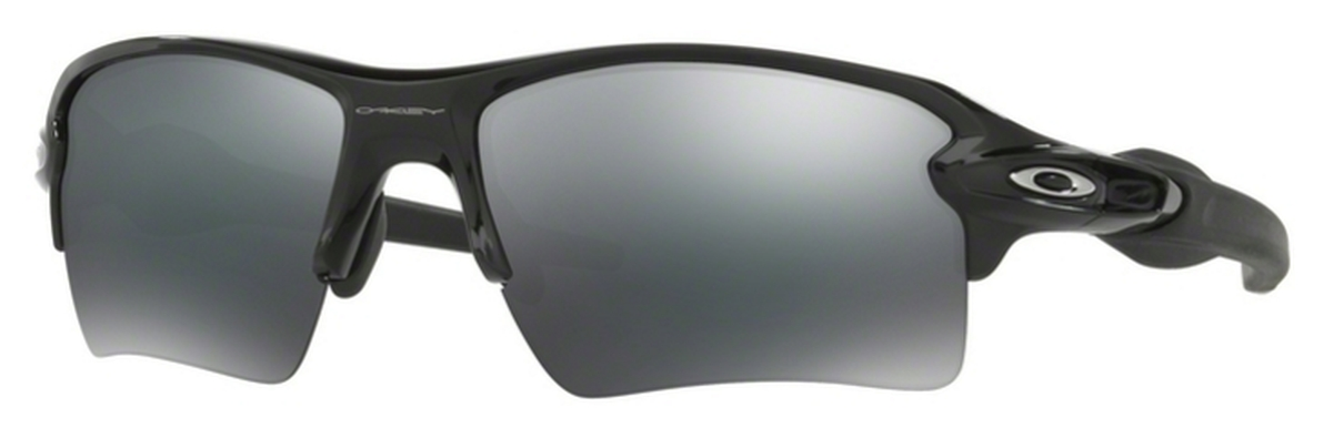 e8085082dd 52 Polished Black with Black Iridium Lenses · Oakley Flak 2.0 XL OO9188 53  Matte Black   Polarized ...