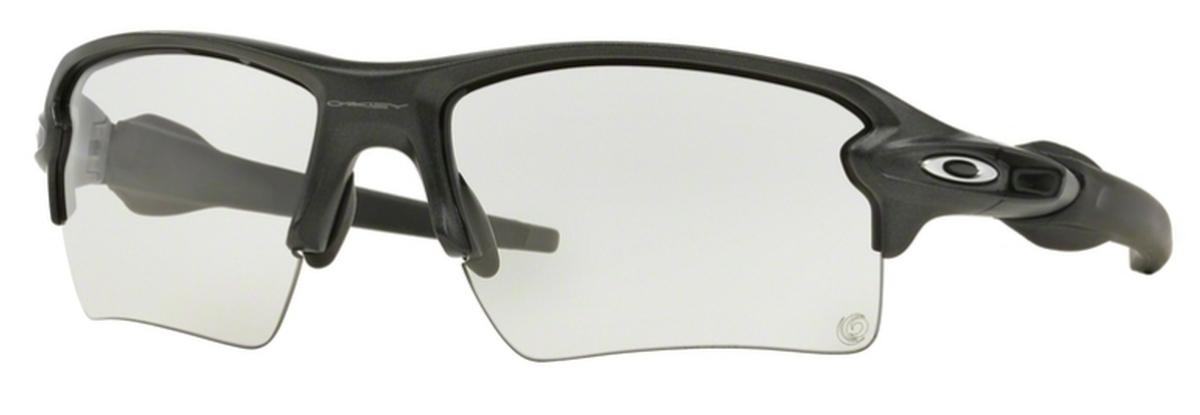 53dee345158 16 Steel   Clear to Black Photochromic · Oakley Flak 2.0 XL OO9188 19  Polished White   Fire Iridium