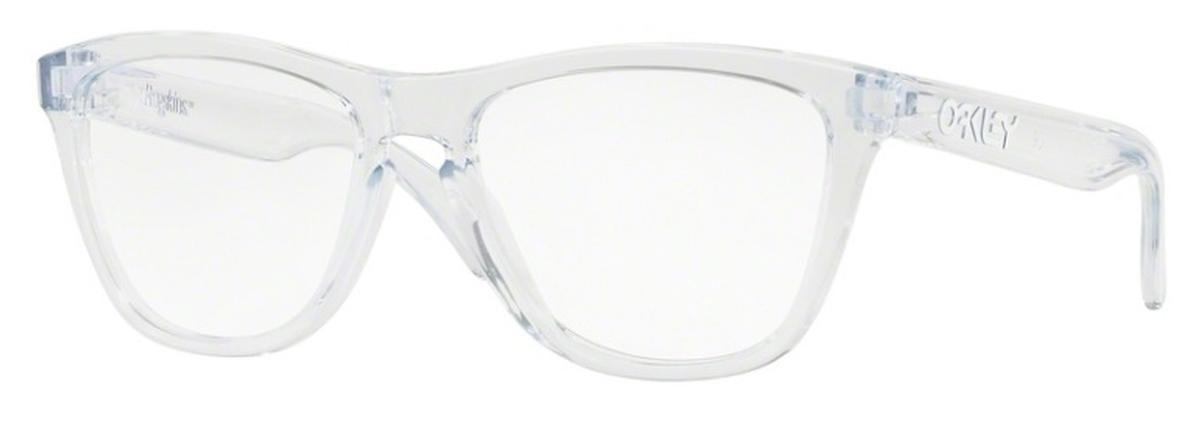 a7ee9ad76acea Oakley Frogskin RX OX8131 06 Polished Clear. 06 Polished Clear