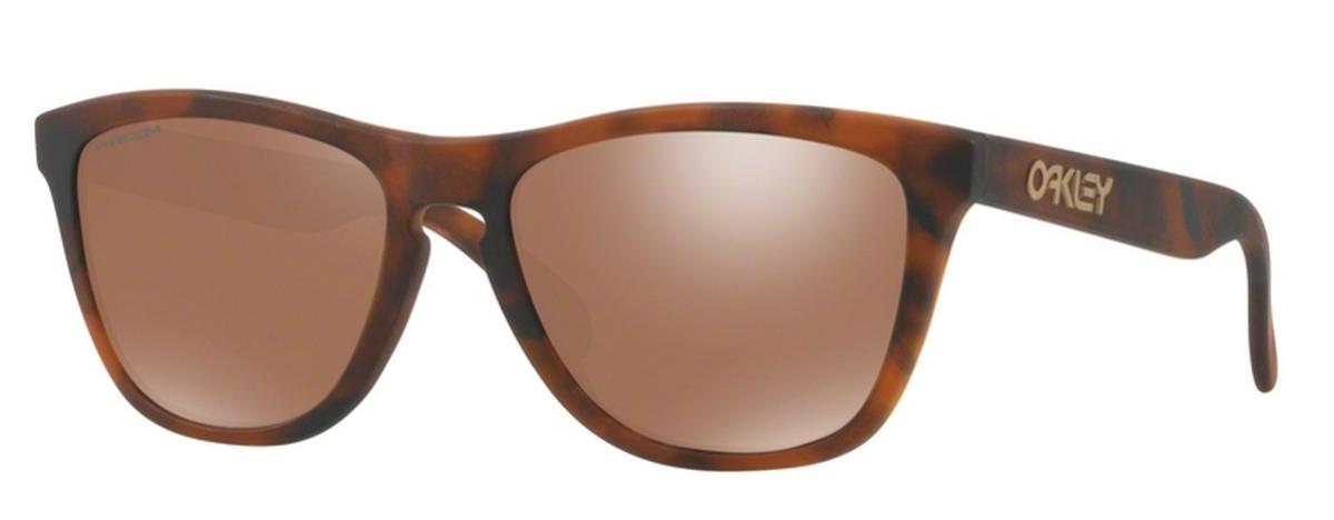 oakley frogskin brown