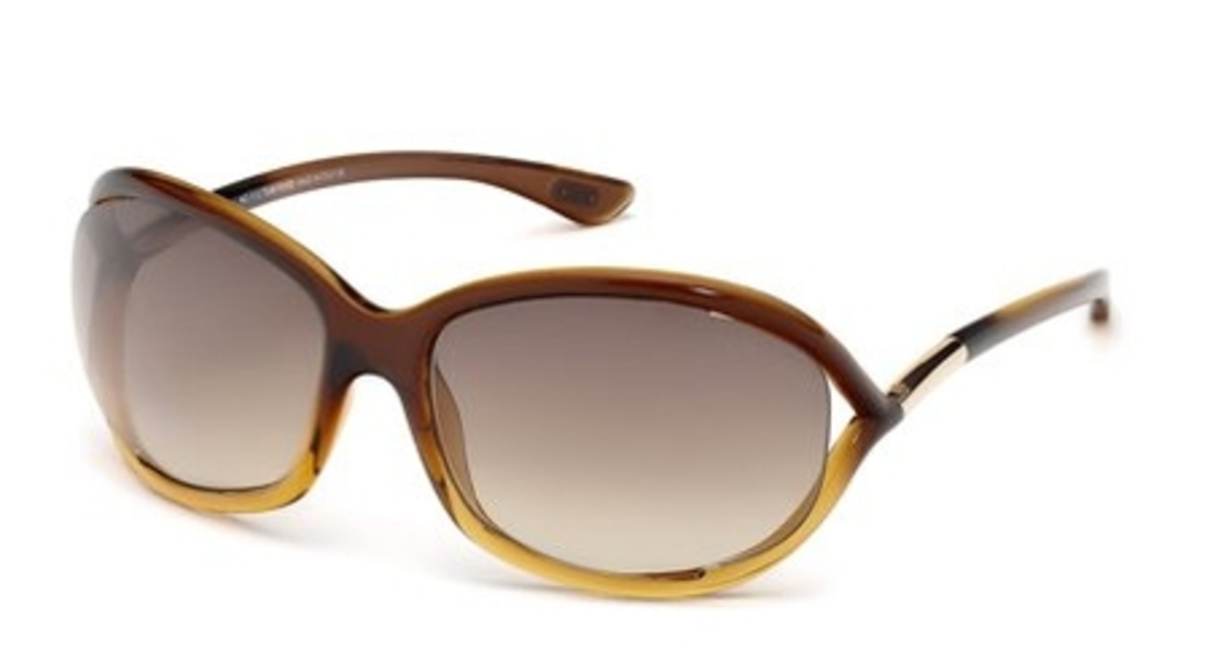 f5bed6fc46d Tom Ford FT008 Jennifer Eyeglasses