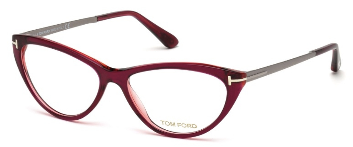 72e266227f Tom Ford FT5354 Shiny Red. Shiny Red