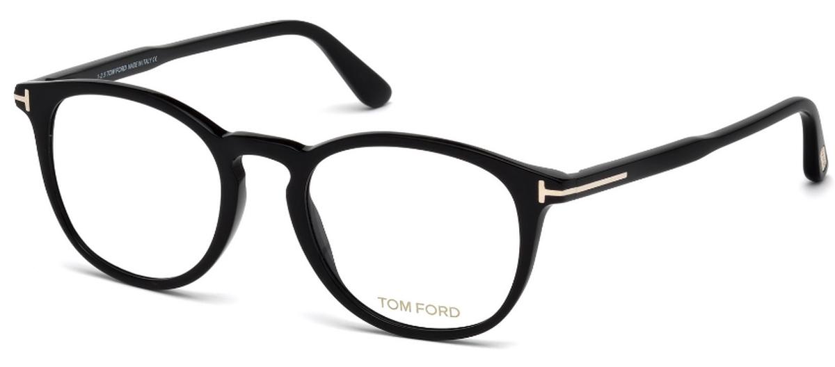 3faedca17a Tom Ford FT5401 Shiny Black. Shiny Black