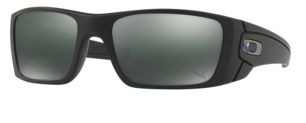 a81d11acbfb I4 Blue Black with Black Iridium Lenses. Oakley Fuel Cell OO9096 J1 Matte  Black with Black Iridium Lenses