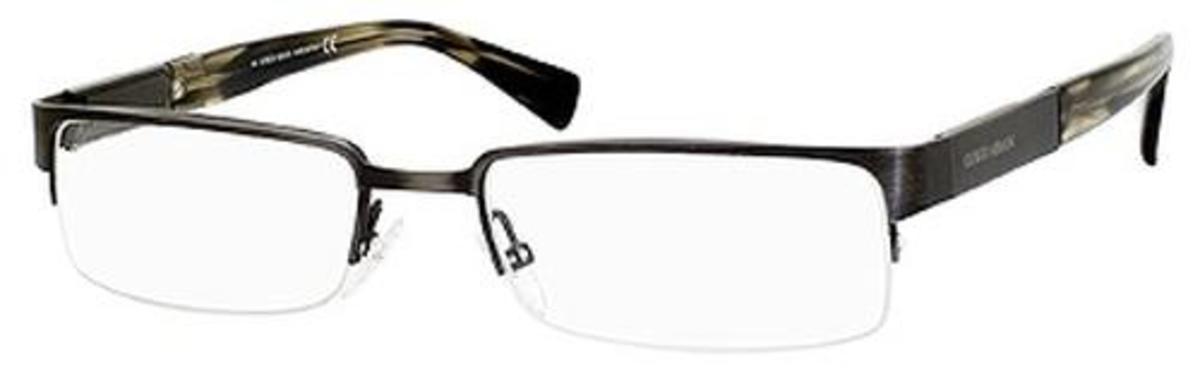Glasses Frames Giorgio Armani : Giorgio Armani GA 610 Eyeglasses Frames