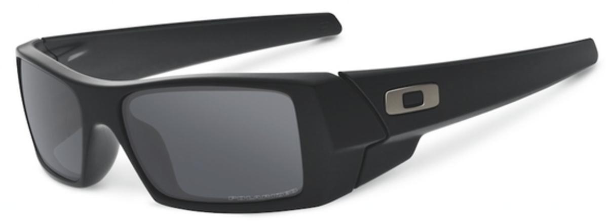 41929046bce1e ... Prizm Ruby Lenses. Oakley GasCan OO9014 Matte Black with Polarized Black  Iridium Lenses. Matte Black with Polarized Black Iridium Lenses