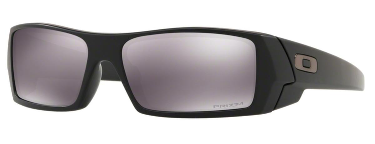 d55cdc63ef348 43 Matte Black with Prizm Black Lenses. Oakley GasCan OO9014 44 Polished  Black with Prizm Ruby Lenses